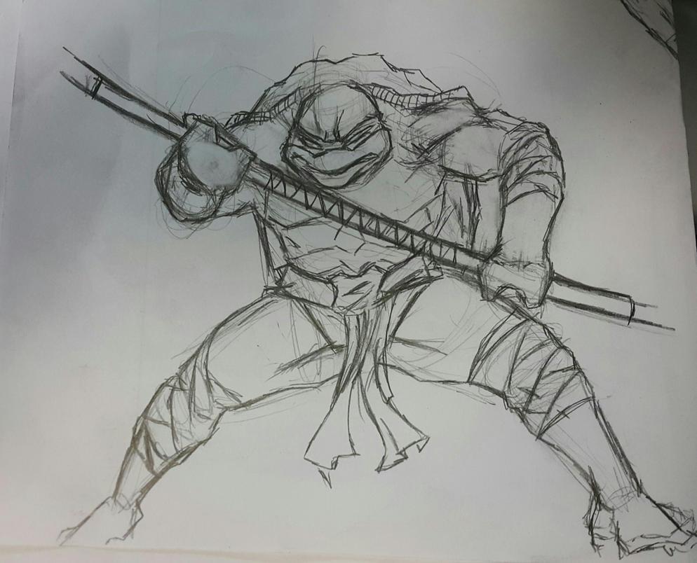 TMNT Donatello 6.18 by itamar050