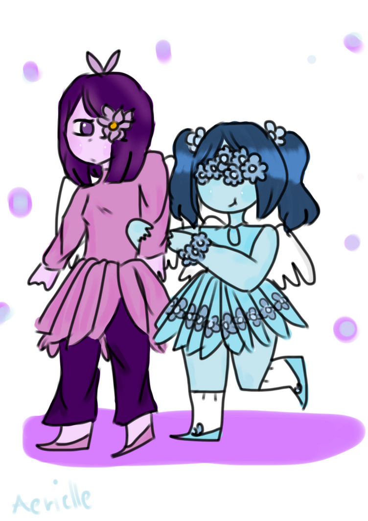 i frickin ship these two by bluesweatermoron90