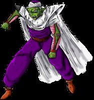 Piccolo DBKB by kibasennin