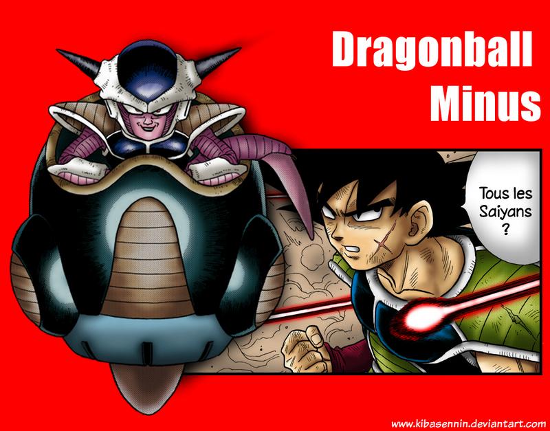 Kết quả hình ảnh cho Dragon Ball Minus