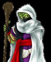 Piccolo the Vagabond - Universe X by kibasennin