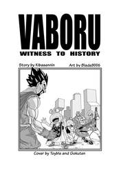 Vaboru - Witness to History - Chapter 2 - Cover