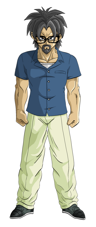 Old Man Vaboru - Casual Outfit