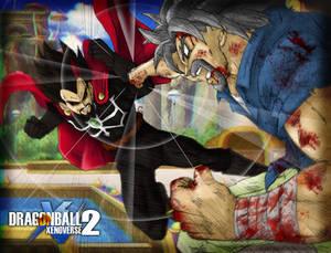 XENOVERSE 2 Vaboru - His Last Fight