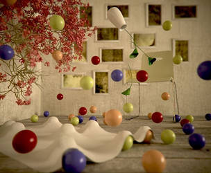 Falling Colors by arnerdem