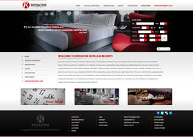 Royalton Hotels Front Page by Techmaster05