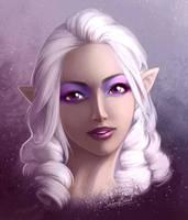 Elven Beauty by ShinySoul