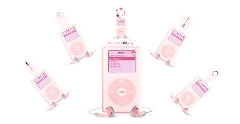 iPod girly