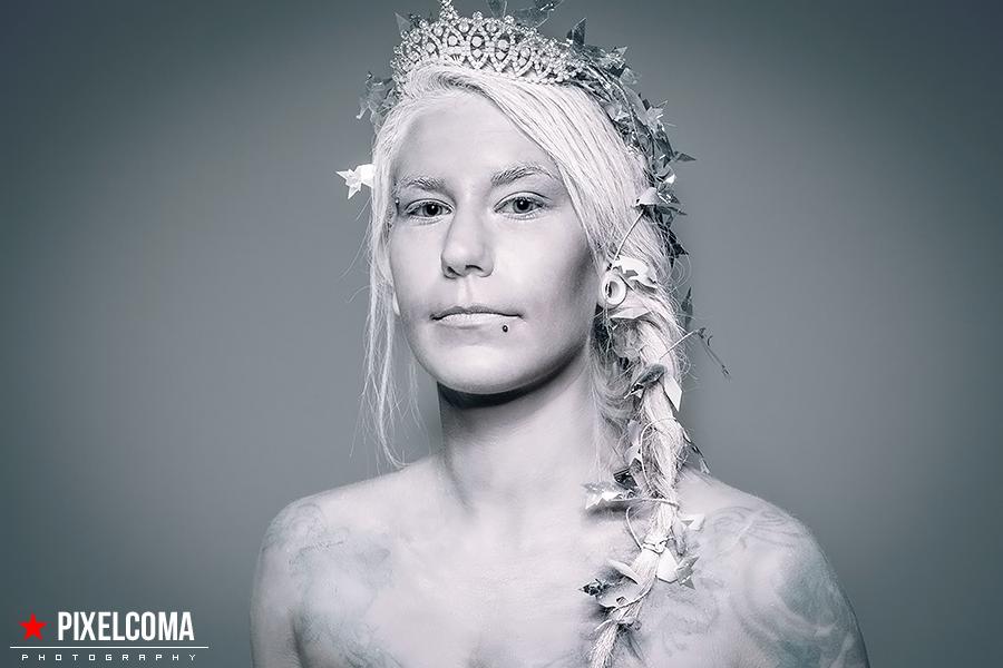 Ice Princess by Pixelcoma