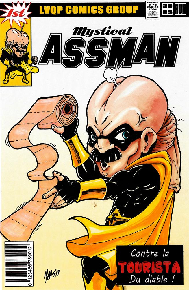Assman by Maas-kritik