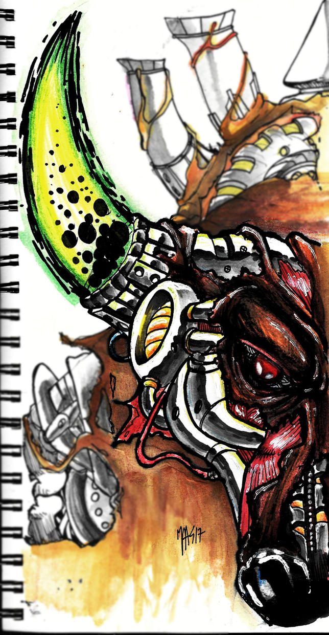 Cyber-Bull by Maas-kritik