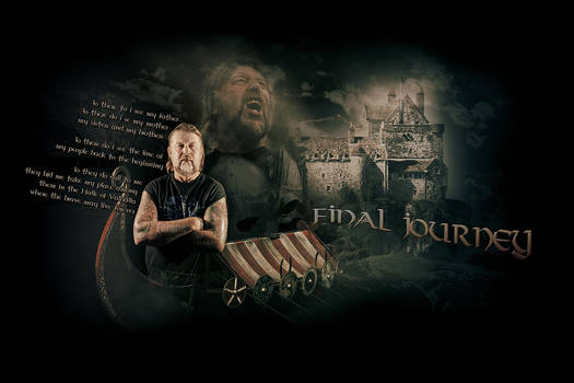Phil rockin' Valhalla