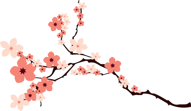 cherry blossoms by krist n on deviantart rh krist n deviantart com cherry blossom tree graphic cherry blossom graphic png