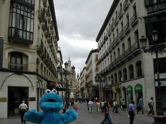Tour por Zaragoza con Tricky 4 by demoniavbh