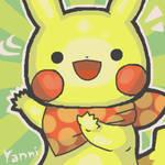 A little Pikachu