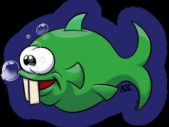 Dopefish by Axleonder