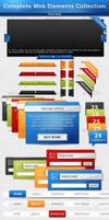 Complete web elements 1