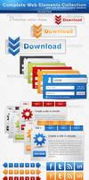 Complete web elements 2