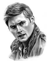 Dean Winchester by Threnody2