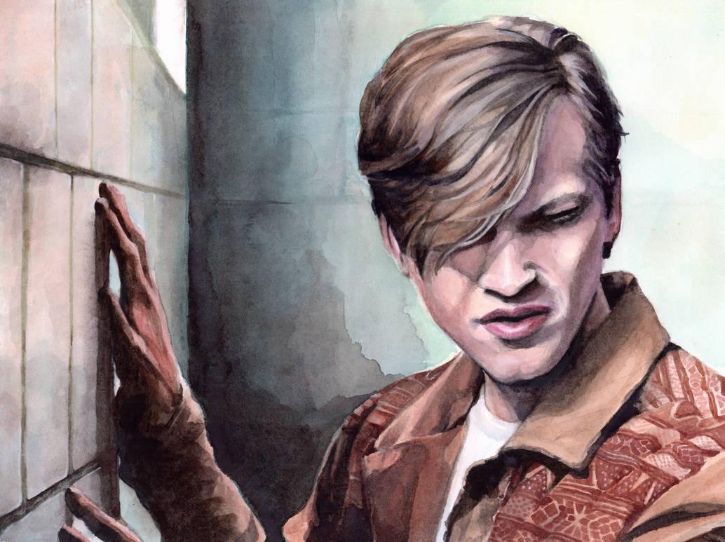 Jack Kline Watercolor
