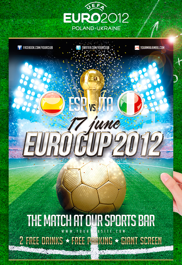 euro soccer cup