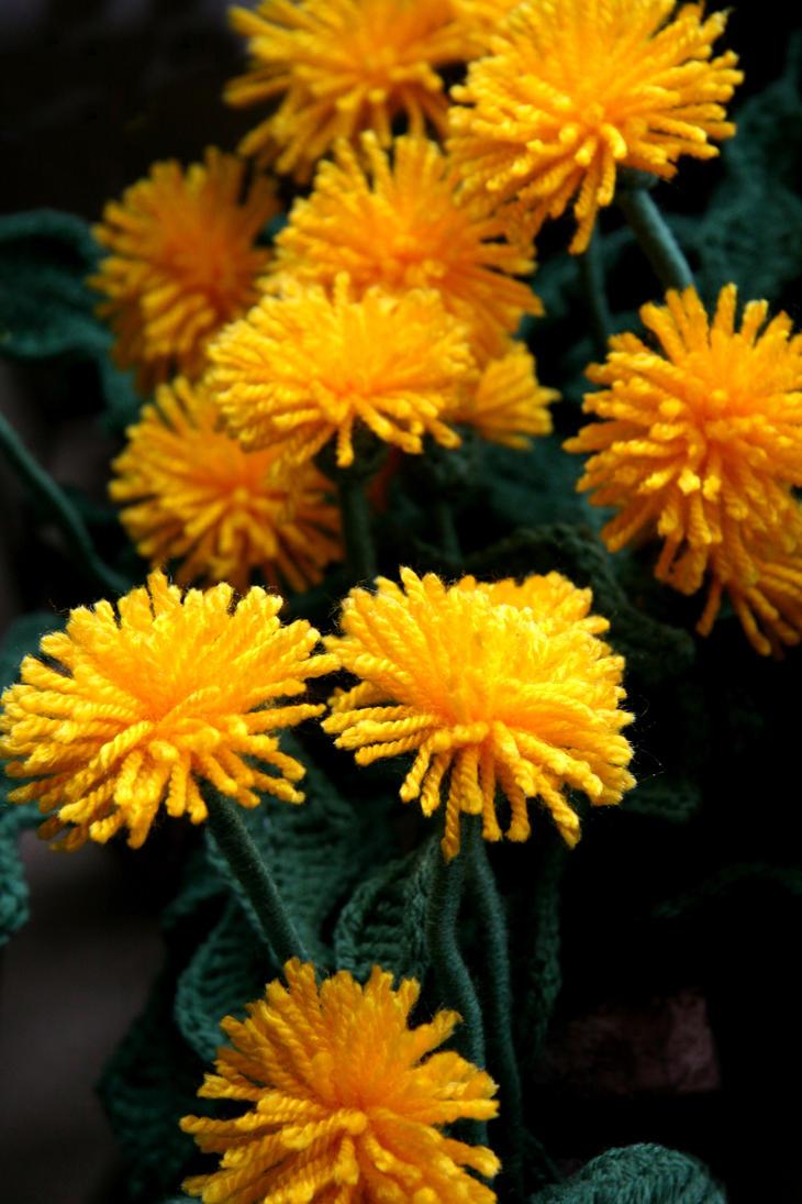 Dandy Dandelions by emily-strange