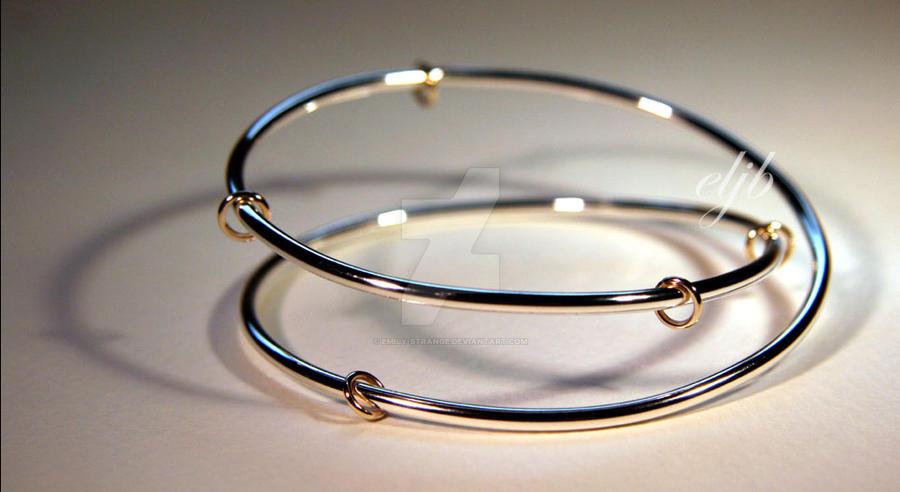 Fidget Infinity Bracelet by emily-strange