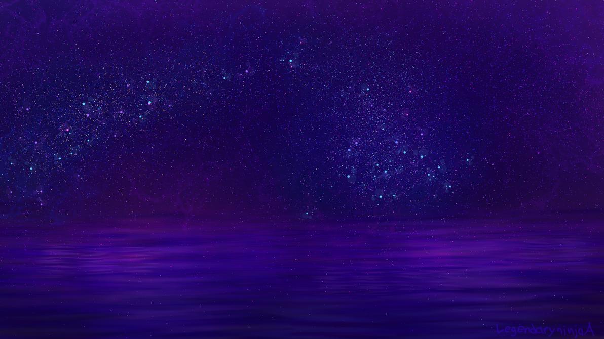 kool background galaxy wallpaper thingy u can use by legendaryninjaA