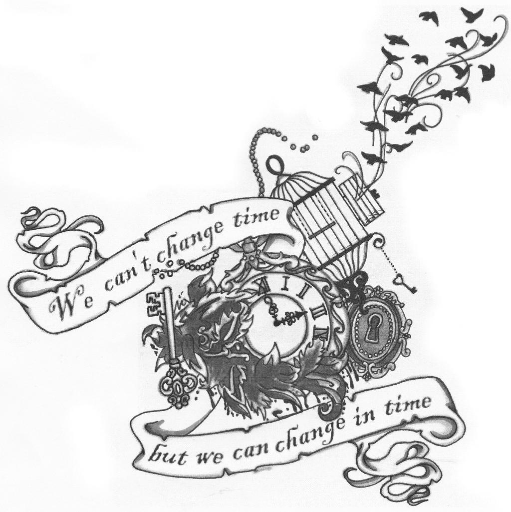 Change In Time Tattoo Design By Spellfire42489 On DeviantArt