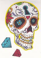 SugarSkull by spellfire42489