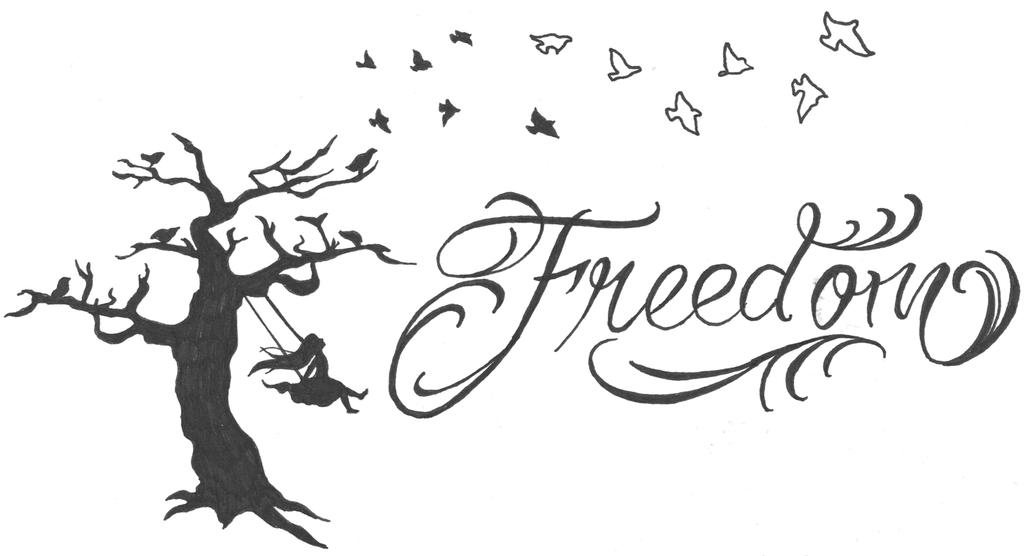Freedom Tattoo Design By Spellfire42489 On DeviantArt
