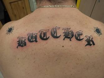 c47b52b34 spellfire42489 2 0 Butcher LastName Tattoo by spellfire42489