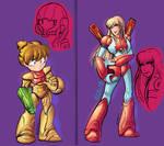 Suit Swap -color-