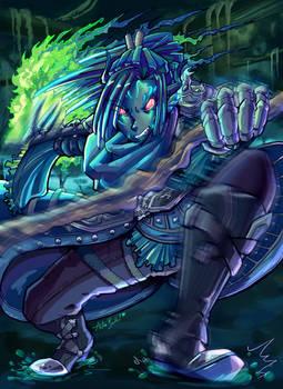 GW2 Reaper Calafiel