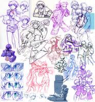 Reploid Doodling III