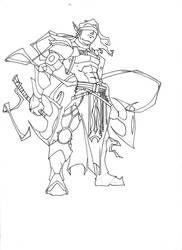 Commission - Prahn Inks