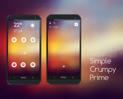 Simple- Crumpy Prime