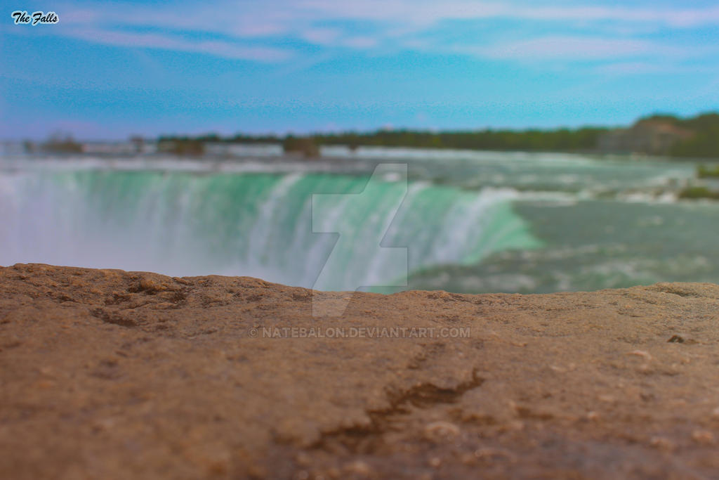 The Falls by Natebalon