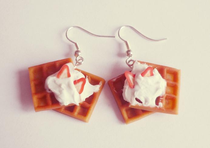 Waffles by Kyandi-charms