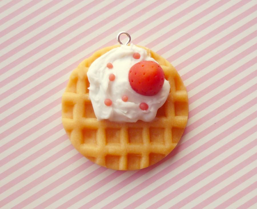 Waffle by Kyandi-charms