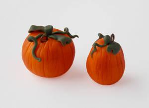 Pumpkins by Kyandi-charms