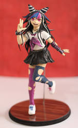 Ibuki Mioda figure by Hoel-ART