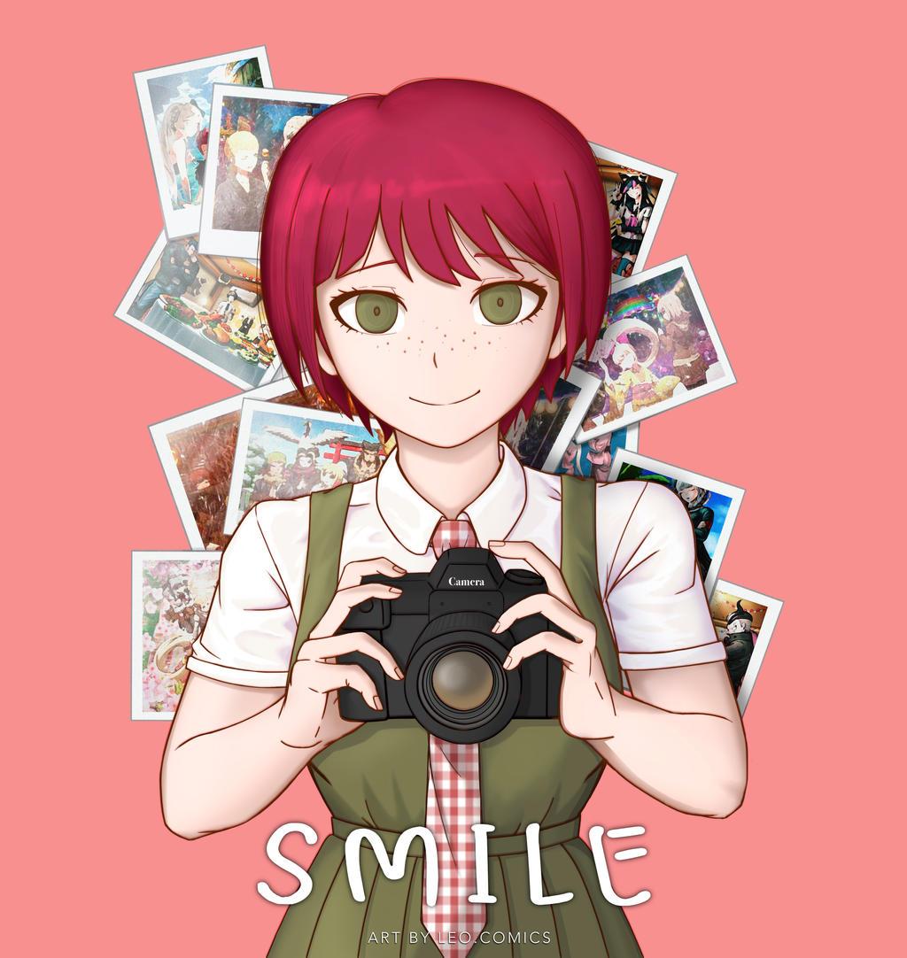 Mahiru Koizumi: Smile by Hoel-ART on DeviantArt