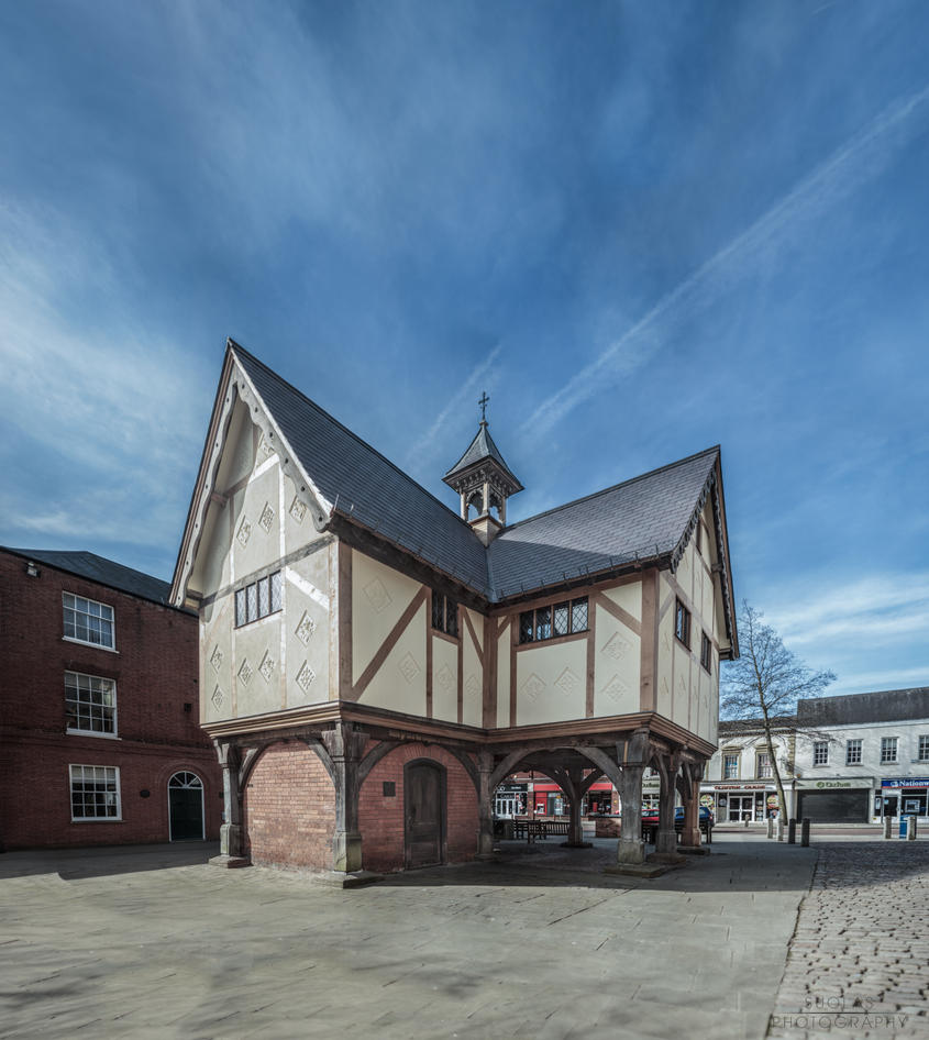 The Old Grammar School by suolasPhotography