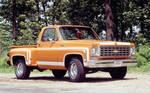 1976 Chevy C10 Scottsdale Stepside