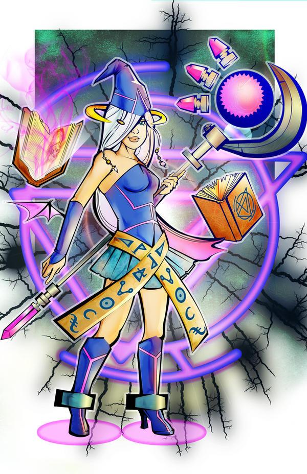 Sorcerer_Fantasy Earth Zero by SeanLenahanSD
