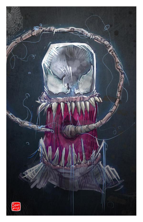 Venom by SeanLenahanSD