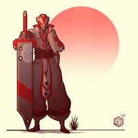 Neo Samurai by seanplenahan