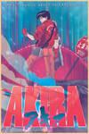 AKIRA: Kaneda Manga Anime Poster