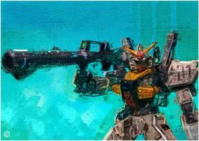 Gundam rx-178 perfect grade